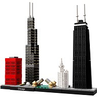 LEGO Architecture 21033 Chicago - Stavebnice