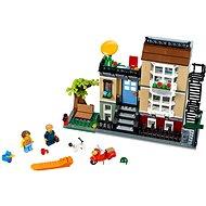 LEGO Creator 31065 Mestský dom so záhradkou