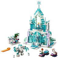 LEGO Elsa and her magical ice palace