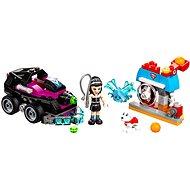 LEGO Lashina ™ and the vehicle into action