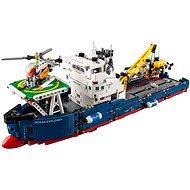 LEGO Ozeanforschungsschiff