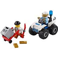 LEGO City 60135 Zatčení na čtyřkolce - Stavebnice