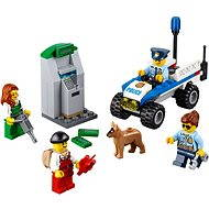 LEGO City 60136 Polizei-Starter-Set - Baukasten