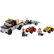 LEGO Racing Team ATVs