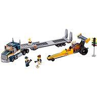 LEGO City 60151 Transportér dragsteru - Stavebnica