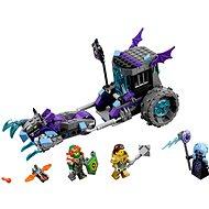 LEGO Nexo Knights 70349 Ruina a mobilní vězení - Stavebnice