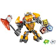 LEGO Nexo Knights 70365 Axl v bojovém obleku - Stavebnice