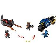 LEGO Ninjago 70622 Púštny blesk - Stavebnica