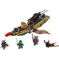LEGO Ninjago 70623 Schatten des Ninja-Flugseglers - Baukasten