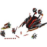 LEGO Ninjago 70624 Ničivé vozidlo rumělkových bojovníkov