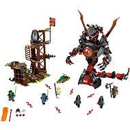 LEGO Ninjago 70626 Úsvit kovové skazy - Stavebnica