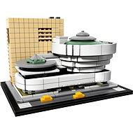 LEGO Architecture 21035 Guggenheimovo muzeum - Stavebnice