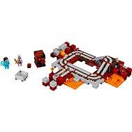 LEGO Minecraft 21130 Podzemné železnice - Stavebnica
