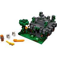 LEGO Minecraft 21132 Chrám v džungli - Stavebnica