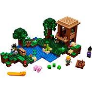 LEGO Minecraft 21133 Chatrče čarodejnice - Stavebnica
