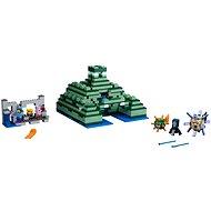LEGO Minecraft 21136 Památník v oceánu - Stavebnice