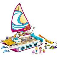 LEGO Friends 41317 Katamarán Sunshine - Stavebnice