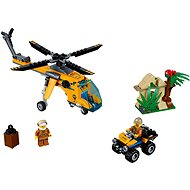 LEGO City Jungle Explorers 60158 Nákladní helikoptéra do džungle - Stavebnice