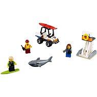 LEGO City Coast Guard 60163 Pobřežní hlídka - začátečnická sada - Stavebnice