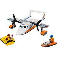 LEGO City Coast Guard 60164 Záchranářský hydroplán - Stavebnice