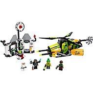 LEGO Ultra Agents 70163 Toxikitino toxické rozpustenie