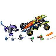 LEGO Nexo Knights 70355 Aaronův vůz Horolezec - Stavebnice