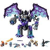 LEGO Nexo Knights 70356 Úžasně ničivý Kamenný kolos - Stavebnice