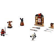 LEGO Ninjago 70606 Výcvik Spinjitzu - Stavebnice