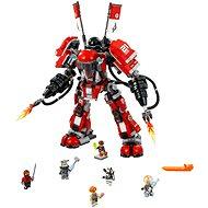 LEGO Ninjago 70615 Ohnivý robot - Stavebnice