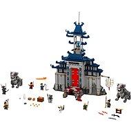 LEGO Ninjago 70617 Chrám nejmocnější zbraně - Stavebnice