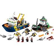 LEGO City 60095 Hlubinný mořský průzkum, Plavidlo pro mořský průzkum