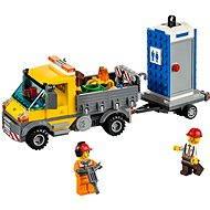 LEGO City 60073 Demolácia, Servisný truck