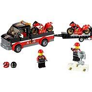 LEGO City 60084 Skvělá vozidla, Přepravní kamión na závodní motorky