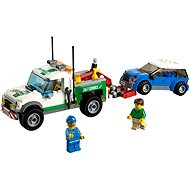 LEGO City 60081 Pickup Tow Truck