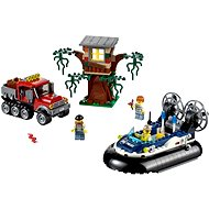 LEGO City 60071 Arrest Hovercraft