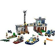 LEGO City 60069 Swamp Police Station