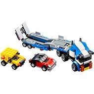 LEGO Creator 31033 Kamión na prepravu áut