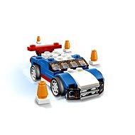 LEGO Creator 31027 Modrý závodiak