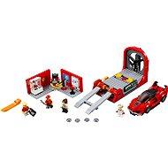 LEGO Speed Champions 75882 Ferrari FXX K a vývojové centrum - Stavebnice