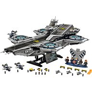 LEGO Super Heroes 76042 SHIELD heliport - Stavebnice