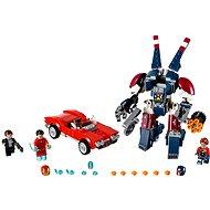 LEGO Super Heroes 76077 Iron Man: Robot z detroitských oceliarní