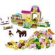 LEGO Juniors 10674 Große Steinebox Mädchen Ponyhof