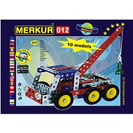 Mercury tow truck - Building Kit