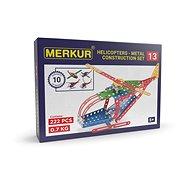 Merkúr vrtuľník alebo lietadlo