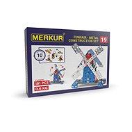 Mercury mill - Building Kit