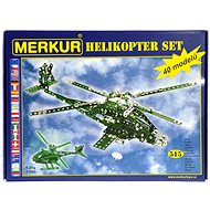 Mercury helicopters set