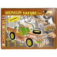 Merkur safari set - Stavebnice