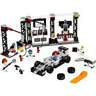 LEGO Speed Champions 75911 Zastávka v boxoch pre McLaren Mercedes