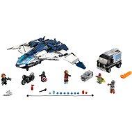 LEGO Super Heroes 76032 The Avengers Quinjet Verfolgungsjagd