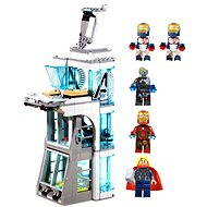 LEGO Super Heroes 76038 Attack on Avengers Tower